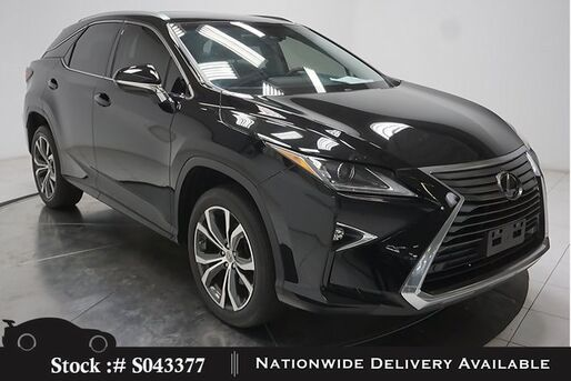 2017_Lexus_RX_350 NAV READY,CAM,SUNROOF,CLMT STS,20IN WHLS_ Plano TX