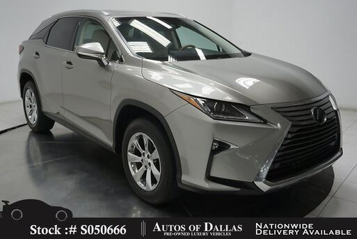 2017_Lexus_RX_350 NAV,CAM,SUNROOF,CLMT STS,BLIND SPOT,18IN WLS_ Plano TX
