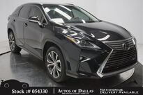 Lexus RX 350 NAV,CAM,SUNROOF,CLMT STS,BLIND SPOT,20IN WLS 2017