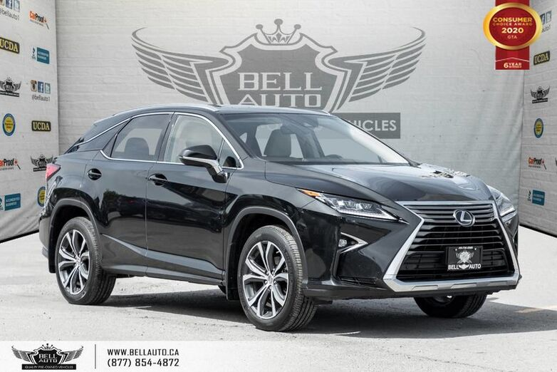 2017 Lexus RX 350 NO ACCIDENT, AWD, NAVI, REAR CAM, B.SPOT Toronto ON