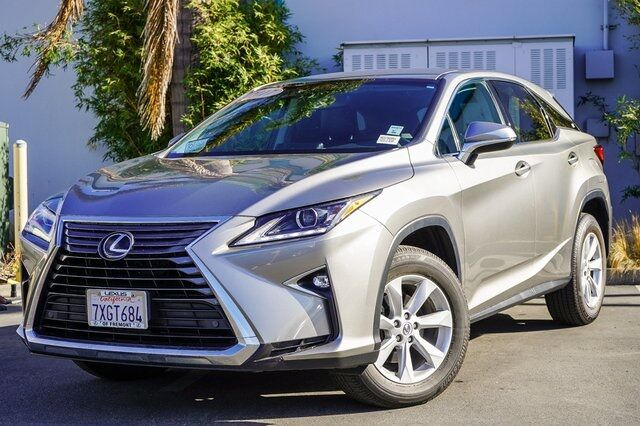 2017 Lexus RX 350 Redwood City CA