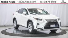 2017_Lexus_RX_350_ Roseville CA