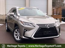 2017 Lexus RX 350 South Burlington VT