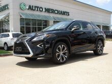 2017_Lexus_RX 450h_AWD LEATHER, BLIND SPOT MONITOR, SUNROOF, HTD/CLD FRONT STS, NAVIGATION, BACKUP CAMERA_ Plano TX