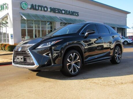 2017 Lexus RX 450h AWD  LEATHER SEATS, NAVIGATION SYSTEM, SATELLITE RADIO, HEATED/COOLED FRONT SEATS Plano TX