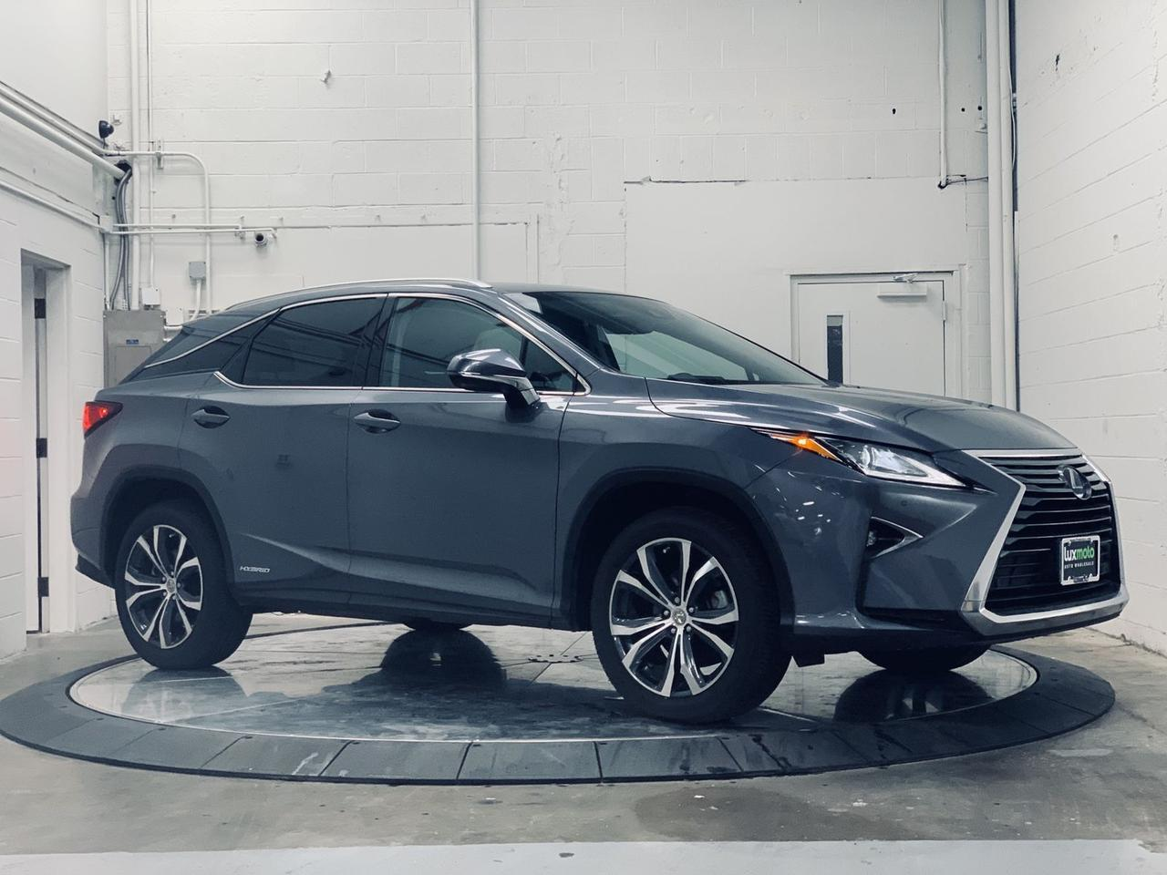 2017 Lexus RX 450h Cold Weather Package Navigation System Portland OR