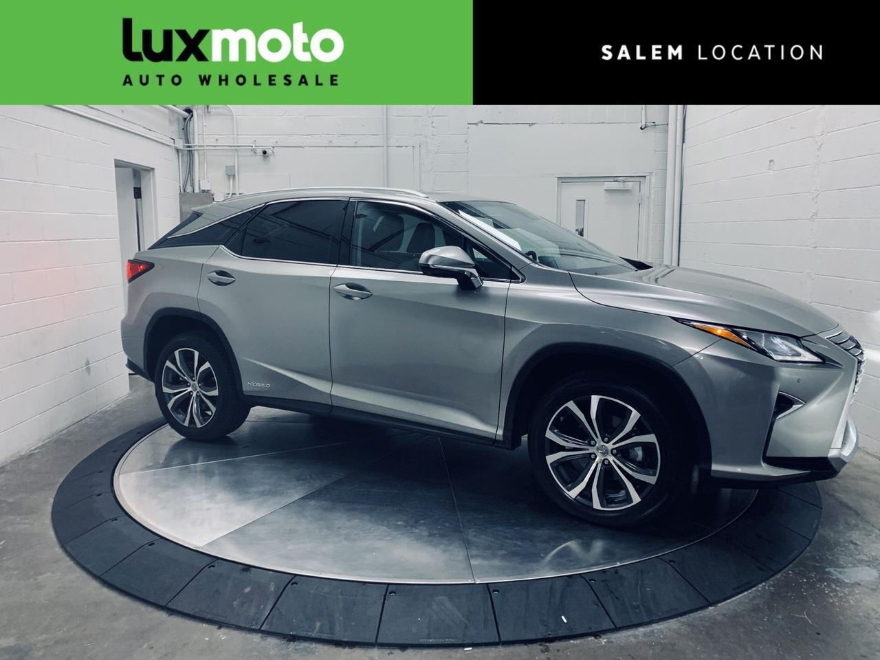 2017 Lexus RX 450h Cold Weather Package Towing Prep Package Portland OR