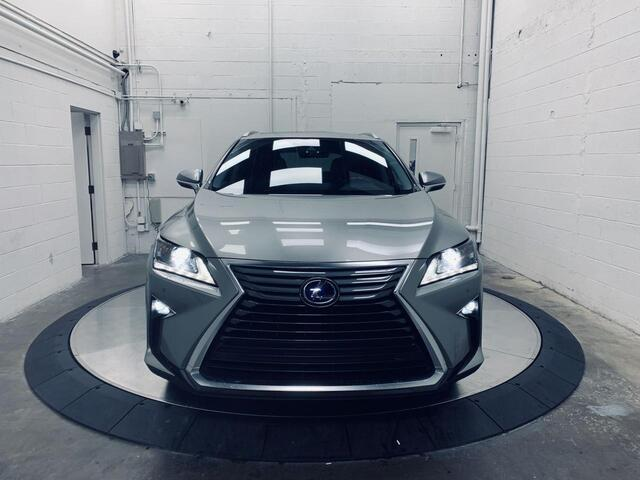 2017 Lexus RX 450h Cold Weather Package Towing Prep Package Salem OR