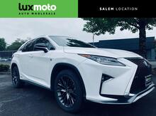 2017_Lexus_RX 450h_F SPORT Pano Roof Heads Up Display 360 Cam_ Portland OR