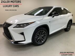 Lexus RX 450h F Sport Panoramic Roof One Owner 14 kmi loaded Clean Carfax 2017