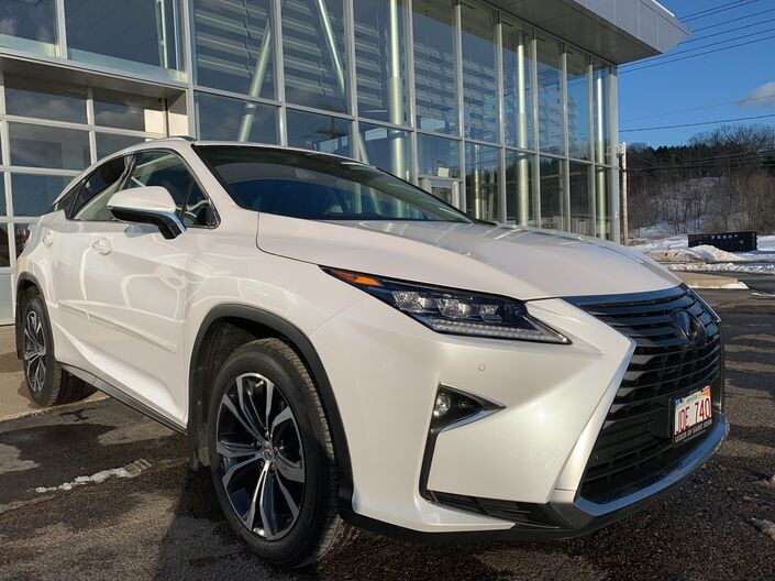 2017 Lexus RX Luxury, Nav, Radar Cruise, BSM Saint John NB