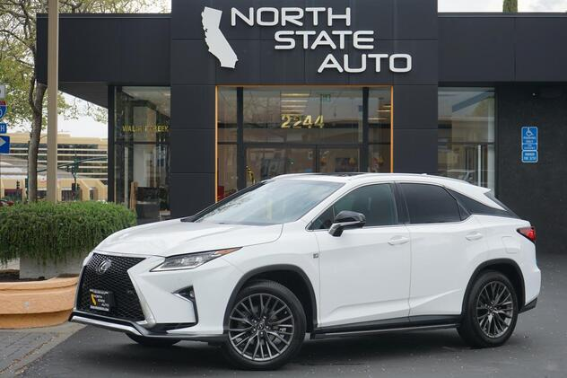 2017_Lexus_RX_RX 350 F Sport_ Walnut Creek CA