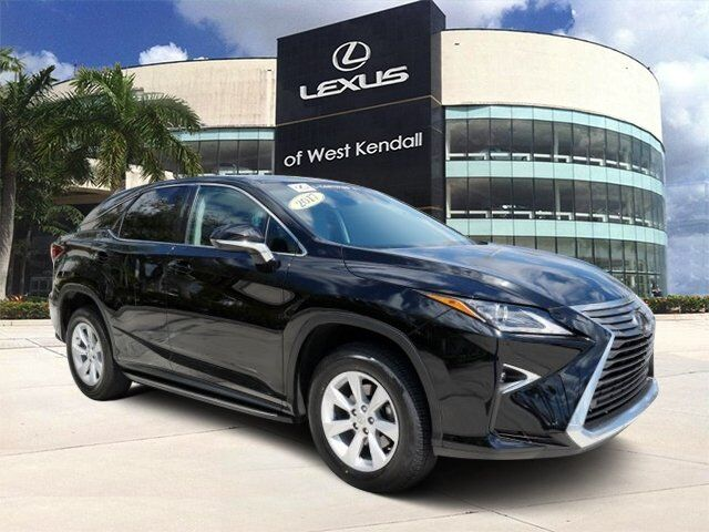 2017 Lexus Rx Rx 350 For Sale Lexus Of West Kendall In