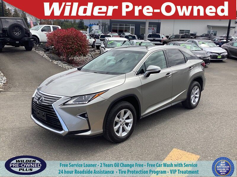 2017 Lexus RX RX 350 Port Angeles WA