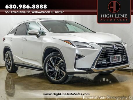 2017_Lexus_RX_RX 450h_ Willowbrook IL