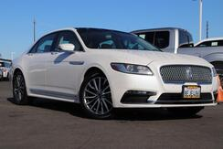 2017_Lincoln_CONTINENTAL_Sedan_ Roseville CA