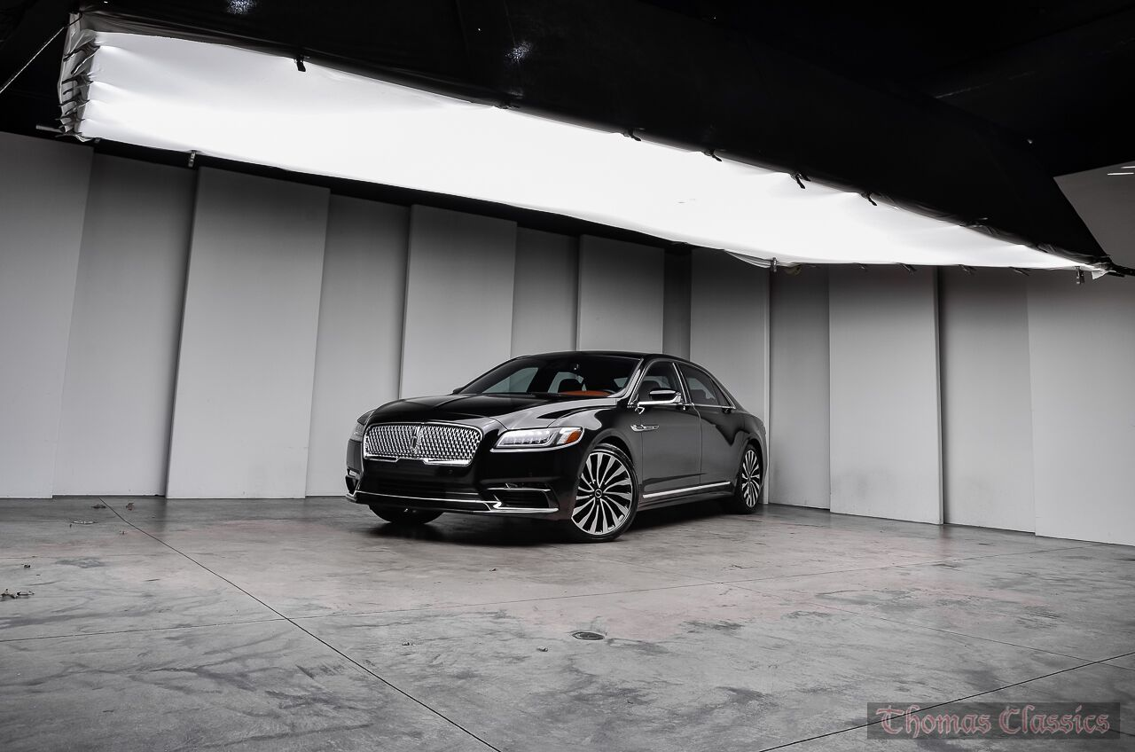 2017 Lincoln Continental Black Label Akron OH