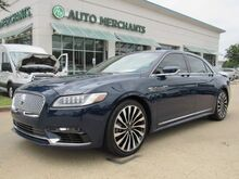 2017_Lincoln_Continental_Black Label_ Plano TX