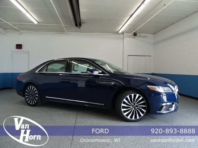 2017 Lincoln Continental Black Label Plymouth WI