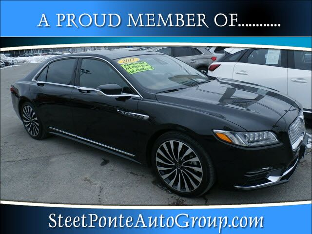 2017 Lincoln Continental Black Label Yorkville NY