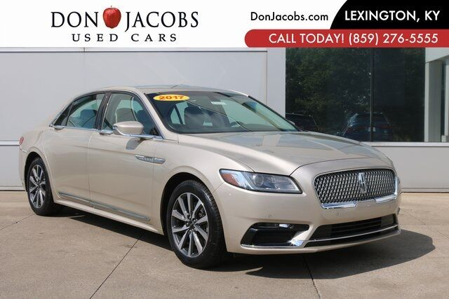 2017 Lincoln Continental Premiere Lexington KY