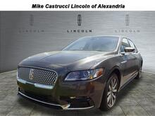 2017_Lincoln_Continental_Premiere_ Alexandria KY