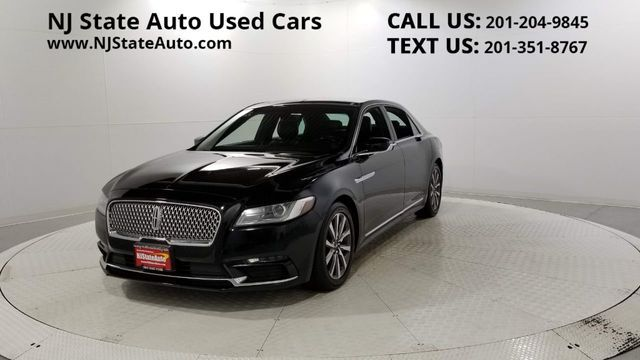 2017 Lincoln Continental Reserve AWD Jersey City NJ