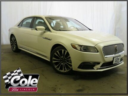 2017_Lincoln_Continental_Reserve AWD_ Coldwater MI