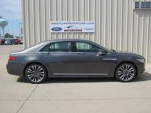 2017_Lincoln_Continental_Reserve AWD_ Watertown SD