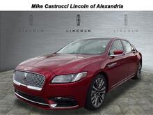 2017_Lincoln_Continental_Reserve_ Alexandria KY