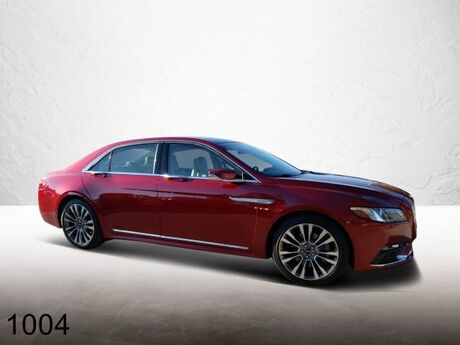 2017 Lincoln Continental Reserve Clermont FL