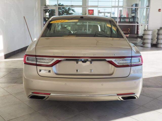 2017 Lincoln Continental Reserve Epping NH