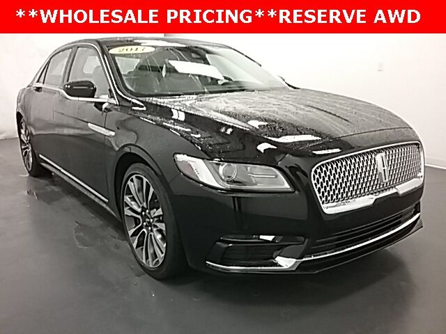 2017 Lincoln Continental Reserve Holland MI