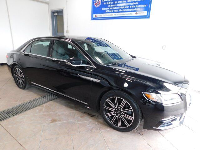 2017 Lincoln Continental Reserve LEATHER NAVI Listowel ON