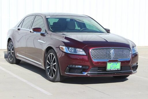 2017_Lincoln_Continental_Reserve_ Longview TX