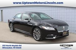 2017_Lincoln_Continental_Reserve_ Milwaukee and Slinger WI