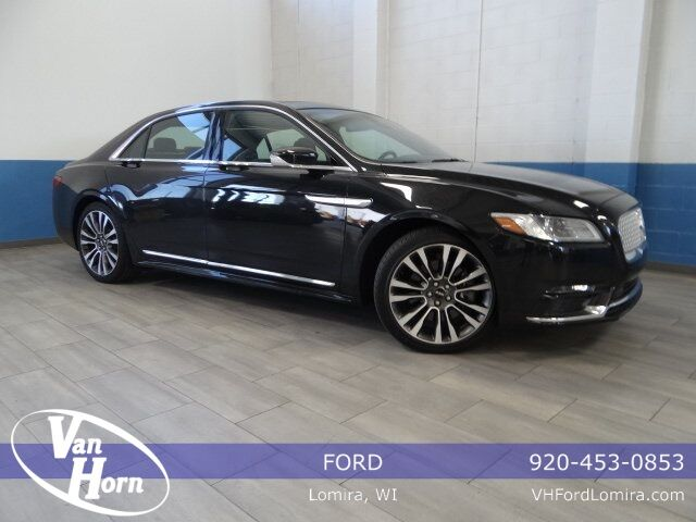 2017 Lincoln Continental Reserve Milwaukee WI