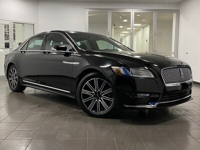 2017_Lincoln_Continental_Reserve_ Orland Park IL