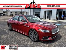 2017_Lincoln_Continental_Reserve_ Pampa TX