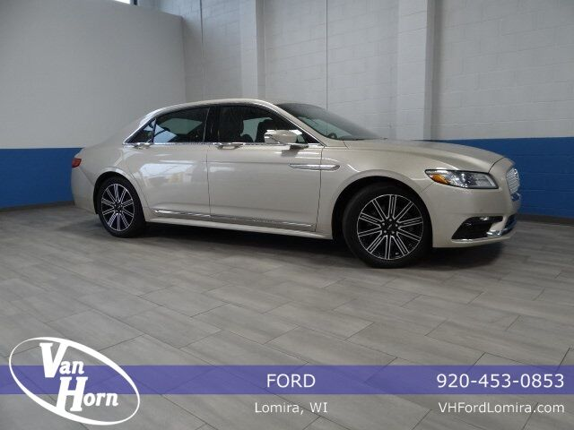 2017 Lincoln Continental Reserve Plymouth WI