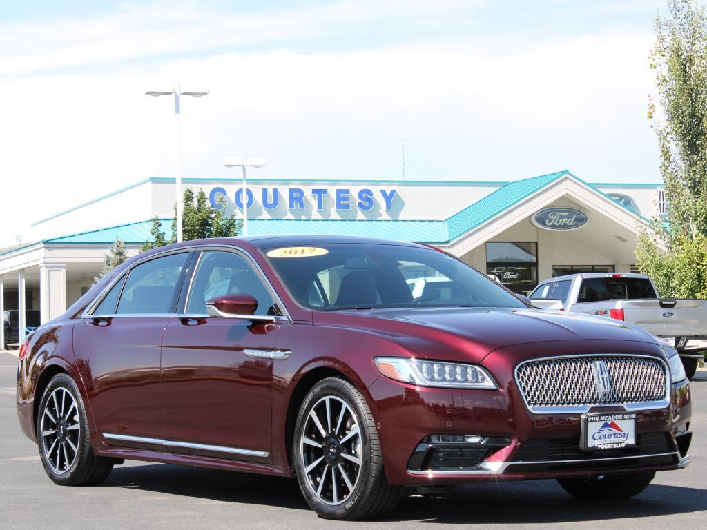2017 Lincoln Continental Reserve Pocatello ID