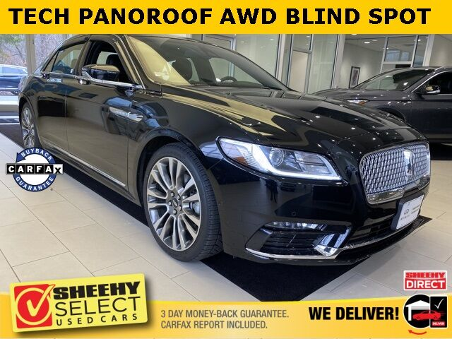2017 Lincoln Continental Reserve Annapolis MD