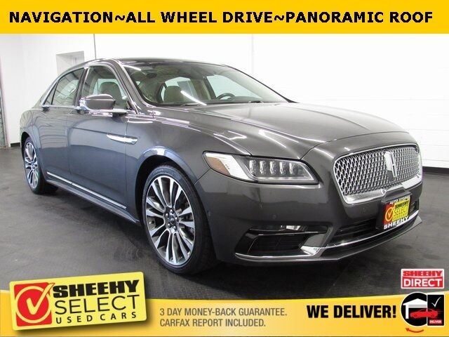 2017 Lincoln Continental Reserve Waldorf MD