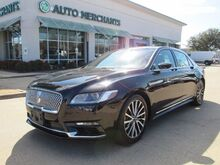 2017_Lincoln_Continental_Select AWD_ Plano TX