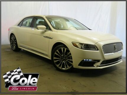 2017_Lincoln_Continental_Select AWD_ Coldwater MI