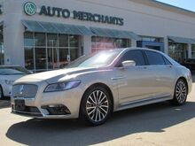 2017_Lincoln_Continental_Select BACK UP CAMERA,NAVIGATION SYSTEM,DUAL SUNROOF,BLIND SPOT MONITOR,LEATHER,BLUETOOTH CONNECTION_ Plano TX