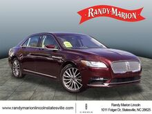 2017_Lincoln_Continental_Select_ Hickory NC