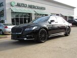 2017 Lincoln Continental Select LEATHER, PANORAMIC SUNROOF, NAVIGATION, HTD FRONT SEATS, BACKUP CAMERA, WOODGRAIN INTERIOR
