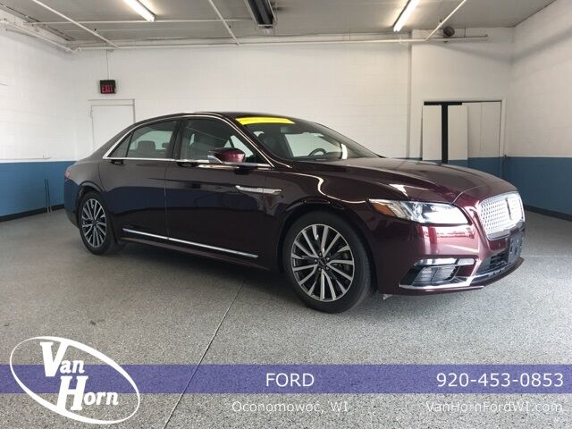 2017 Lincoln Continental Select Milwaukee WI