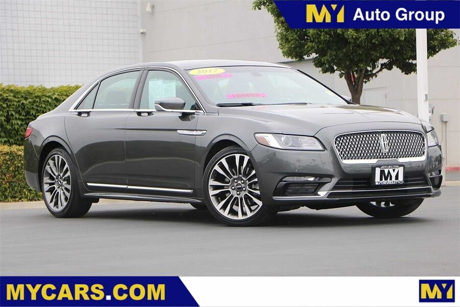 2017 Lincoln Continental Select Salinas CA